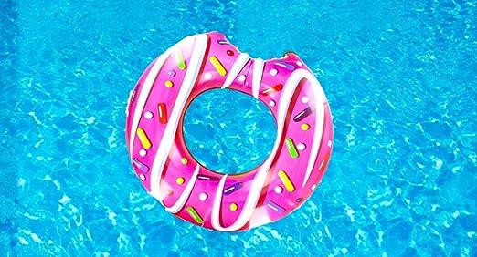 Cute Inflatables Colchoneta Flotador Donut Hinchable | ¡Gran ...