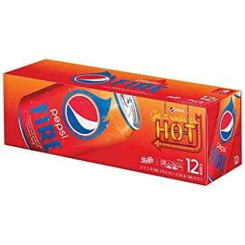 Funny pepsi fire review