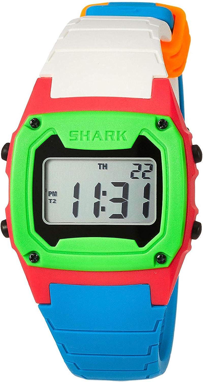Freestyle Shark Classic Since '81 Black Neon Unisex Watch FS101012