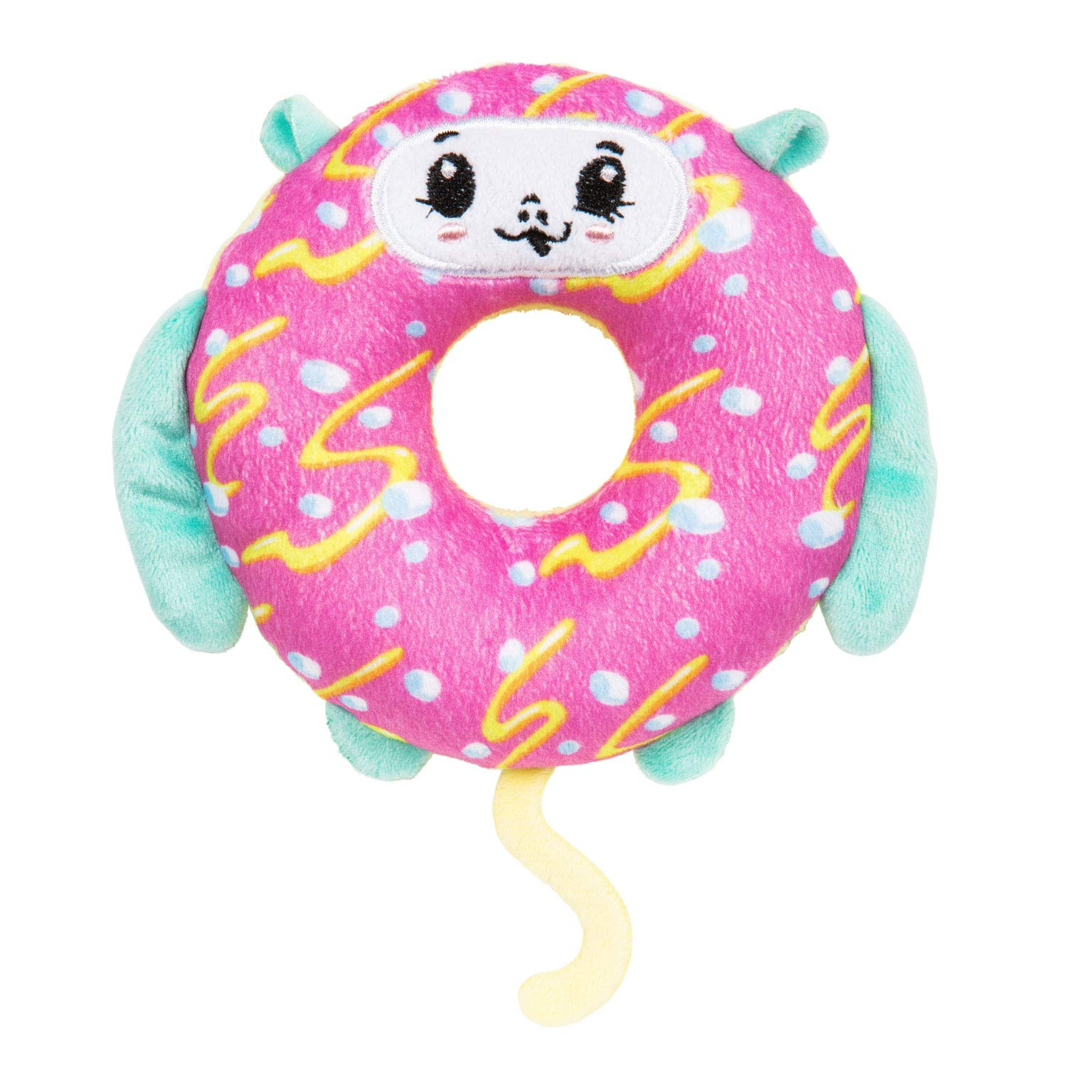 Pikmi Pops DoughMis Series Surprise Pack - 1pc Collectible Scented Medium Plush Toy in Medium Donut with Surprises