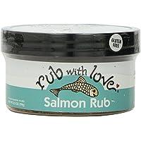 Set of 2 Tom Douglas 3.5 Ounce Rub with Love Salmon Rub
