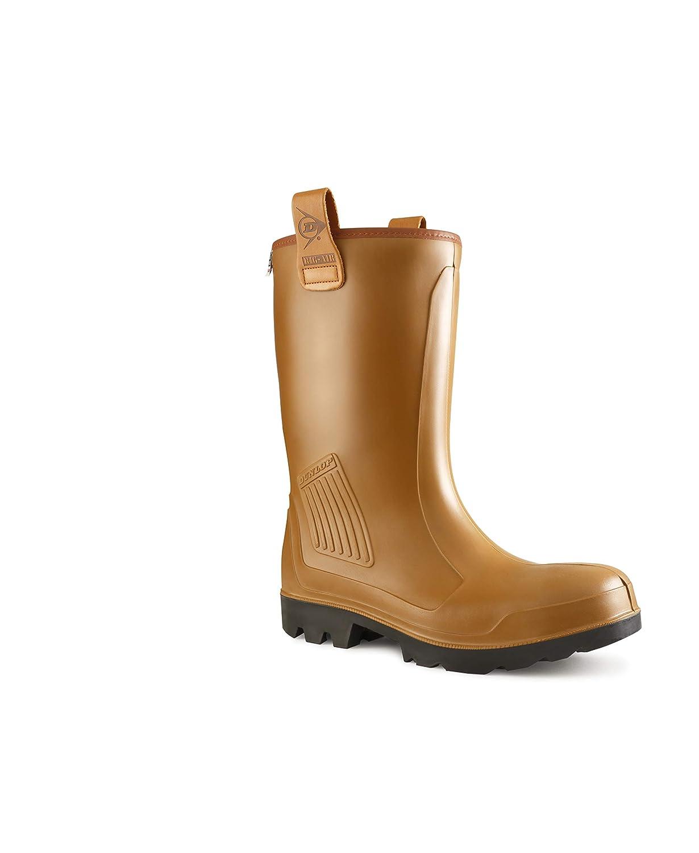 DUNZJ Dunlop Protective Footwear Bottes /& Bottines de s/écurit/é Mixte Adulte Dunlop Purofort Rig-air Full Safety
