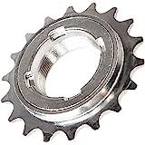 ZUKKA Single-Speed Bike Freewheel,18 Teeth Bicycle Flywheel,Compatible 1/2 x 1/8 One-Speed Cycling Replacement Accessory