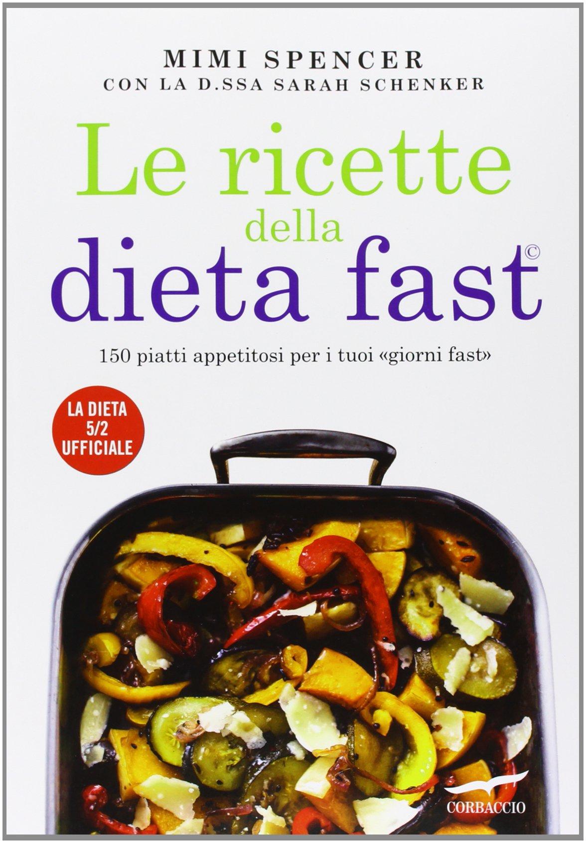 ricette per la dieta 5 2 dieta
