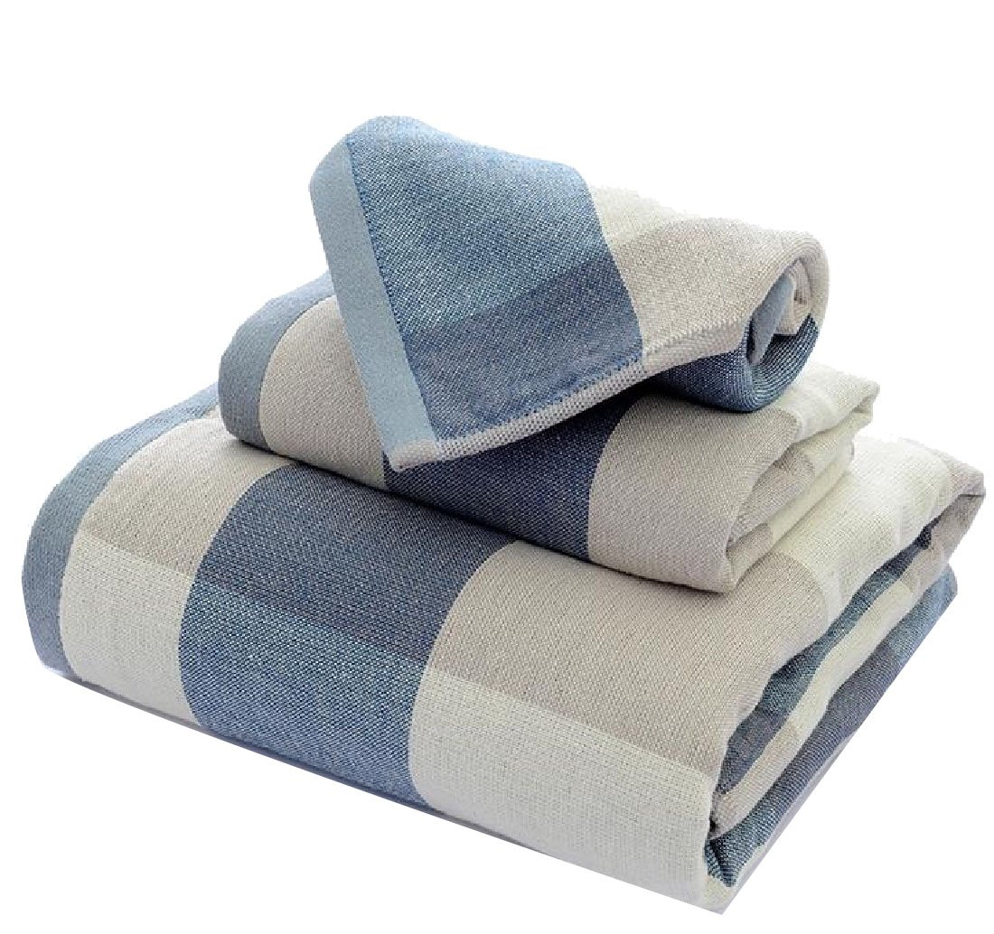 YUSKY Highly Absorbent Trendy Luxurious Cute Extra Large Ideal for everyday use Bath Beach Spa and Fitness Towel AS2 70140