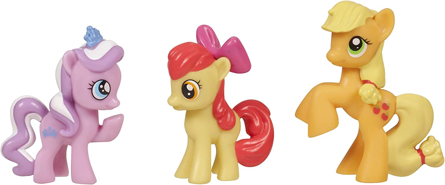 Amazon Com My Little Pony Class Of Cutie Marks Set Toys Games Was meant to be practice/demonstration in my stream for colour theory but then i couldn't stop drawing. my little pony class of cutie marks set