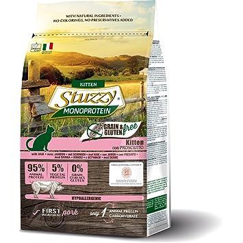 Stuzzy PIENSO Gato Cachorro - 1500 gr