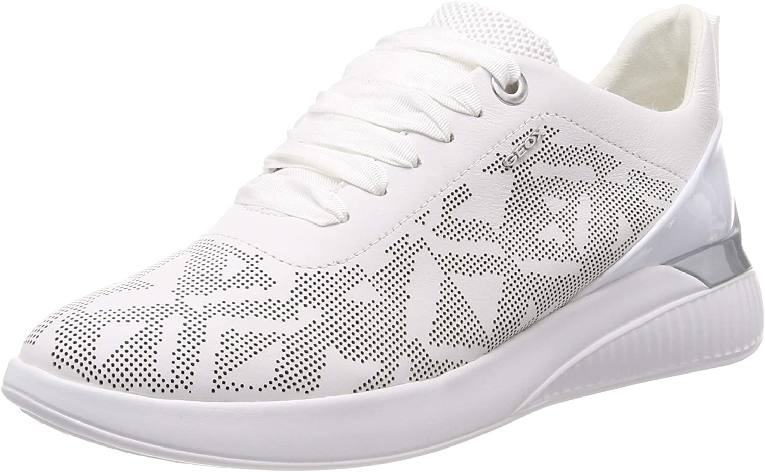 fecha Periodo perioperatorio Asombro  Geox Women's Theragon Leather Sneaker Low-Top: Amazon.ca: Shoes & Handbags