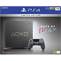 PlayStation 4 Days of Play Limited Edition 1 TB Console