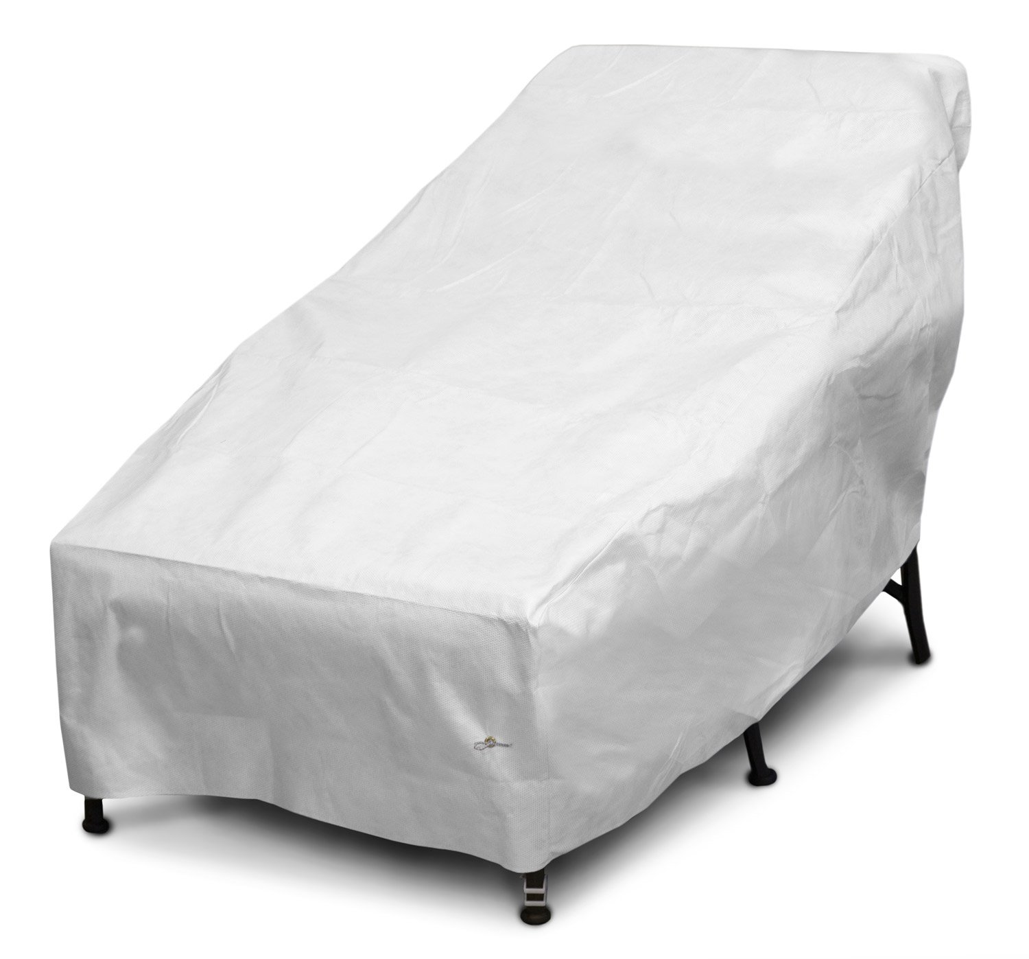 KoverRoos DuPont Tyvek 29628 Wide Chaise Cover, 82-Inch Length by 42-Inch Width by 36-Inch Height, White