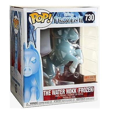 Funko Pop! Disney Frozen 2 The Water Nokk Frozen in Ice 730 BoxLunch Exclusive: Toys & Games