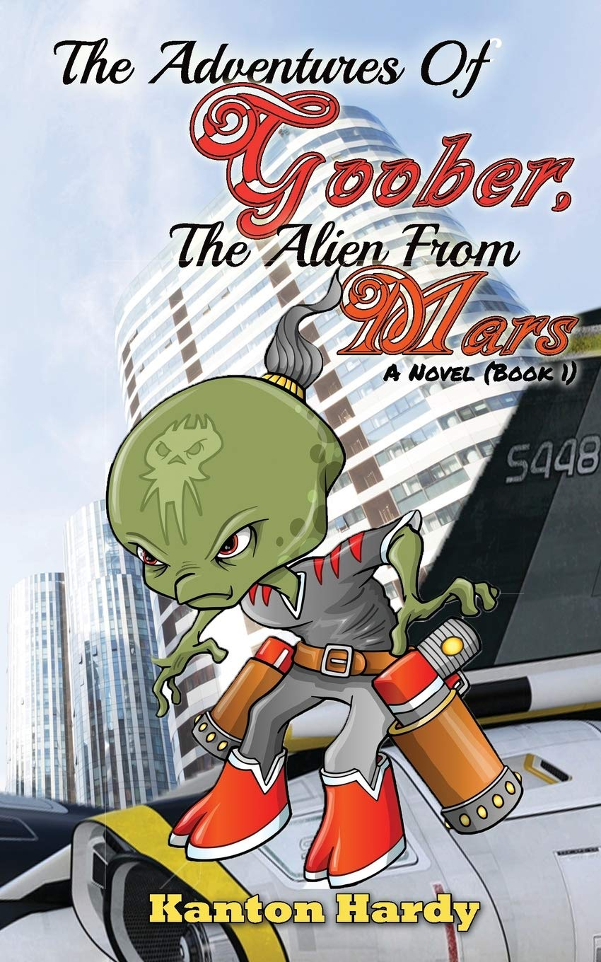 Image result for The Adventures of Goober: The Alien from Mars