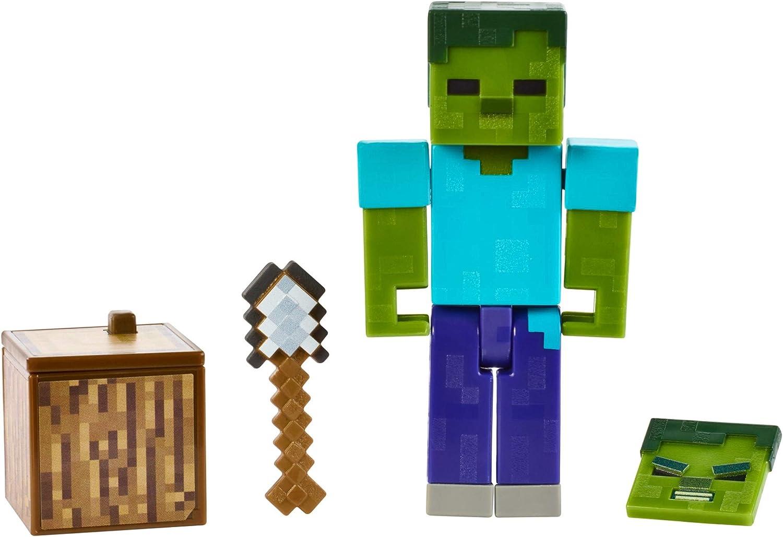 Minecraft Zombie (Mattel GCC11)