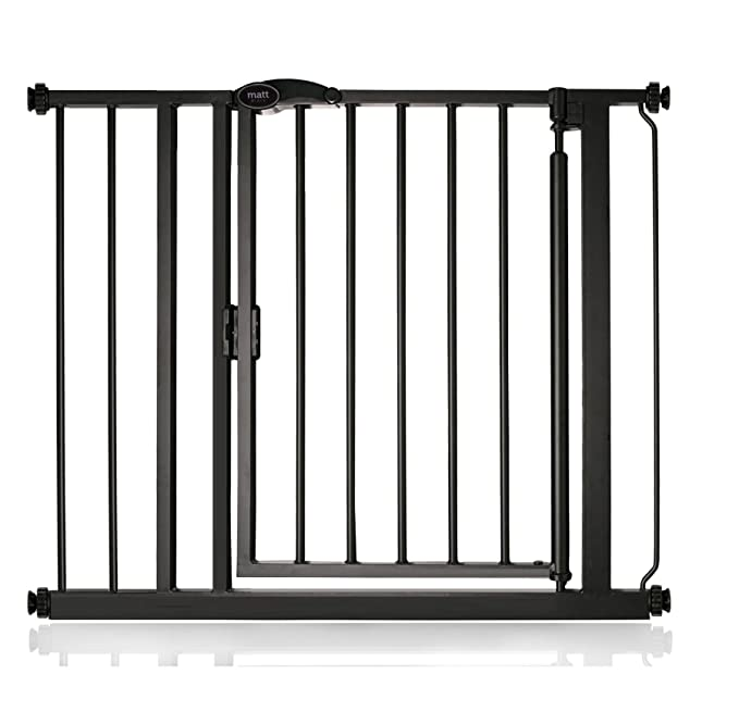Bettacare Easy Fit Pressure Pet Safety Gate Easy Install Dog Gate 75cm-83cm