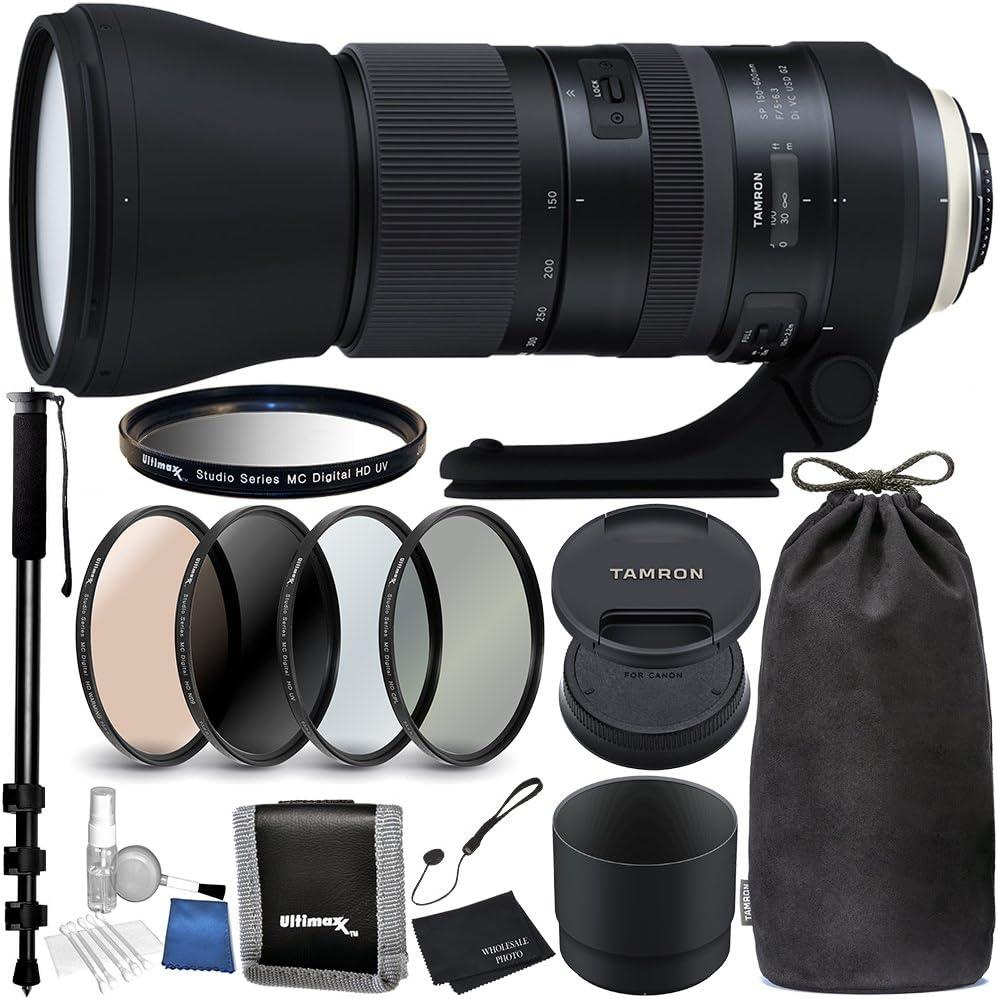 Tamron Sp 150 600 Mm F 5 6 3 Di Vc Usd G2 Für Canon Ef Kamera