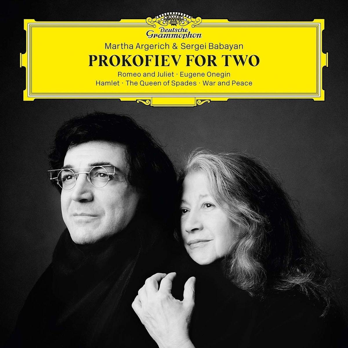 Vinilo : Martha Argerich/Sergei Babayan - Prokofiev For Two (2PC)