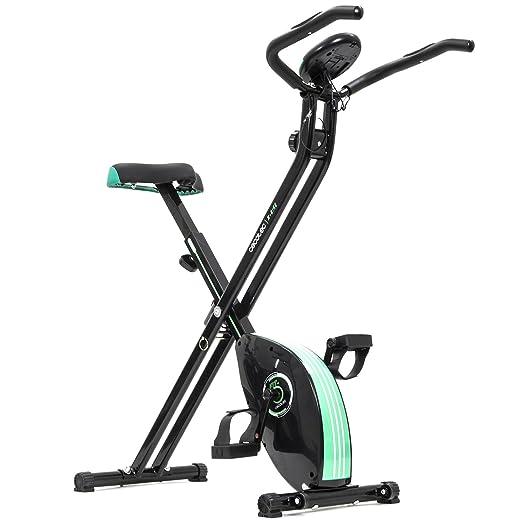 2 opinioni per Cyclette XBIKE di Cecotec. Bicicletta pieghevole magnetica. Con
