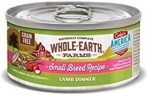 Merrick Small Breed Wet Dog Food, 3 Oz, 24 Count Case
