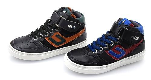 4US CESARE PACIOTTI KIDS Bambino Scarpa Sneaker Polacco Casual Art.PGPT02   Amazon.it  Scarpe e borse 3ba918a412d