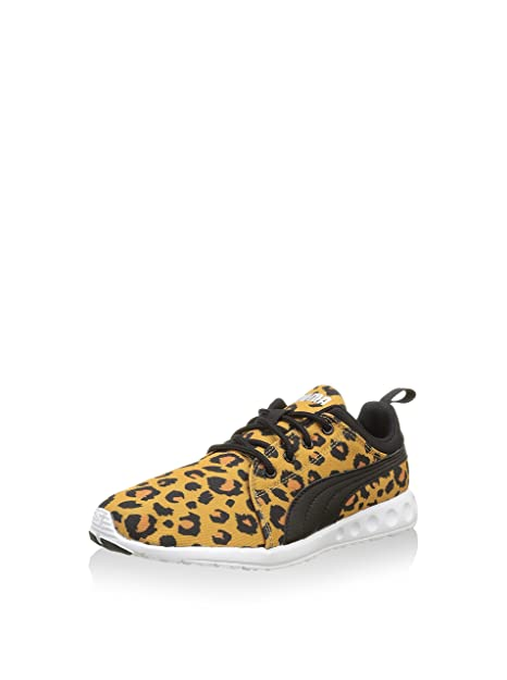 Puma Sneaker Carson Runner Cheetah Nero/Leopardo EU 36 (UK 3.5)