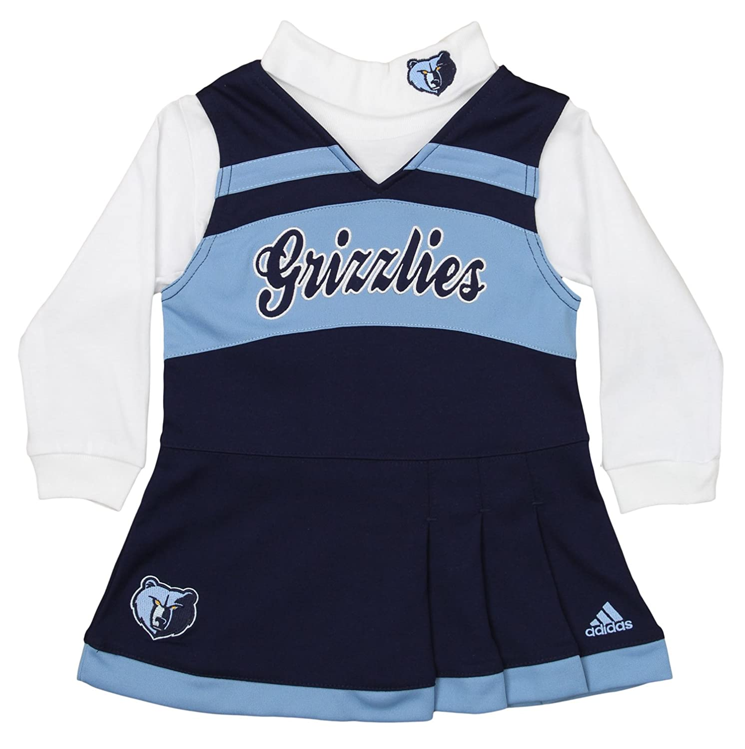 los angeles 80b07 87666 Amazon.com : Outerstuff NBA Toddlers Memphis Grizzlies Cheer ...