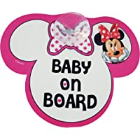 Disney Baby Autoschild mit Saugnapf Minnie