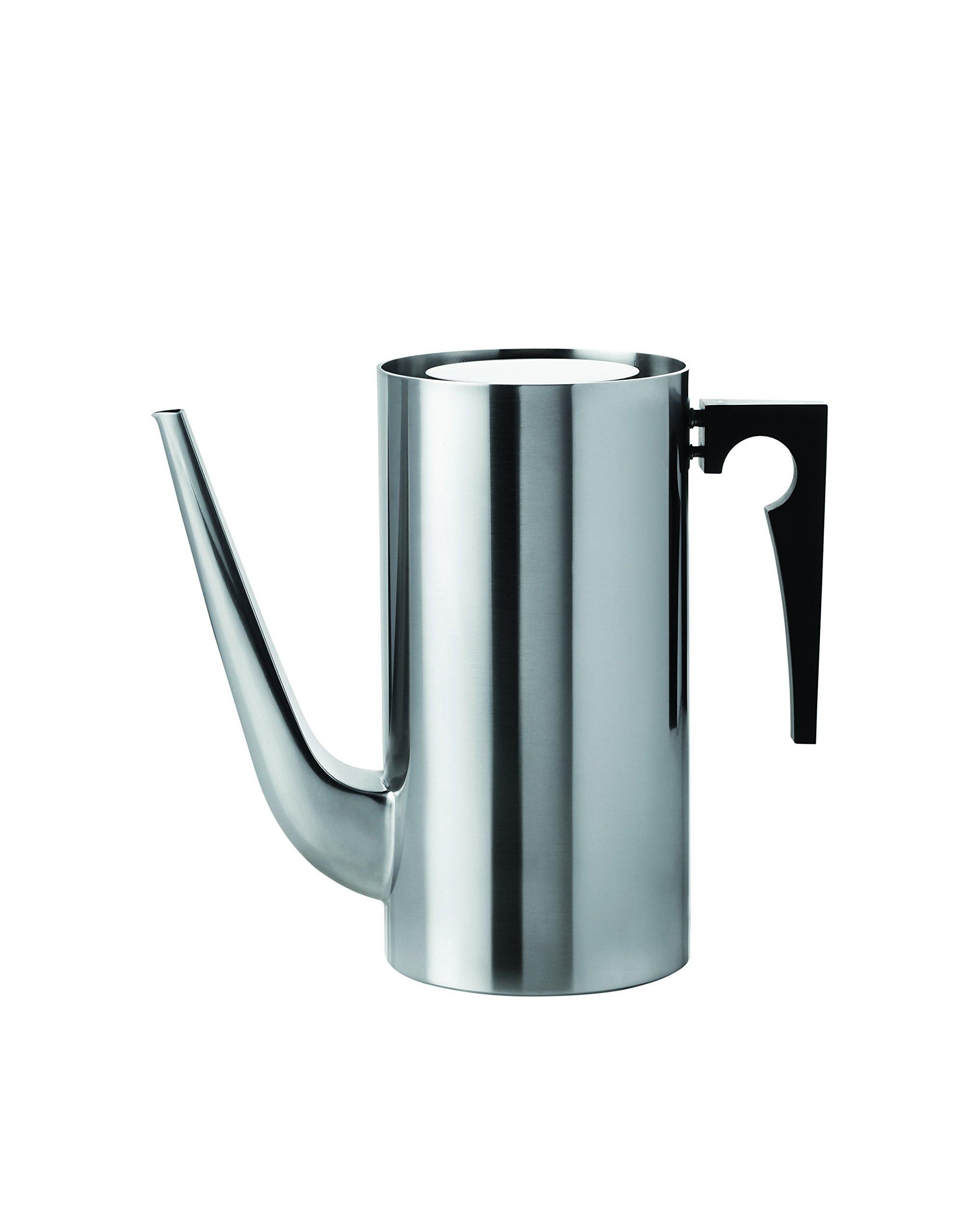 Stelton Arne Jacobsen coffee pot, 50.7 oz