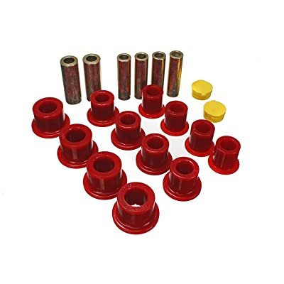 FRT LEAF SPRING BUSHING SET: Automotive