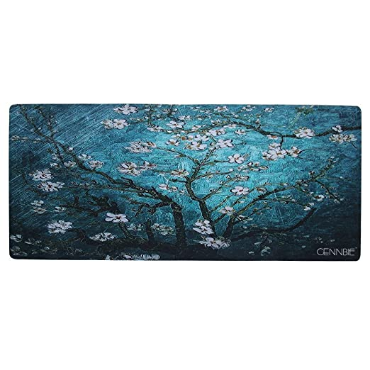 15 opinioni per Cennbie Gaming Mouse Pad Dimensione XXL ( 900x400x2mm ) Tappetino Mouse