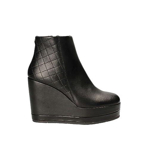 Guess Botine FLINA4LEA10 Mujer Color: Negro Talla: 41: Amazon.es: Zapatos y complementos