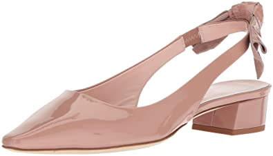 377e4858b637 Kate Spade New York Women s Lucia Heeled Sandal Fawn Patent 5 Medium US