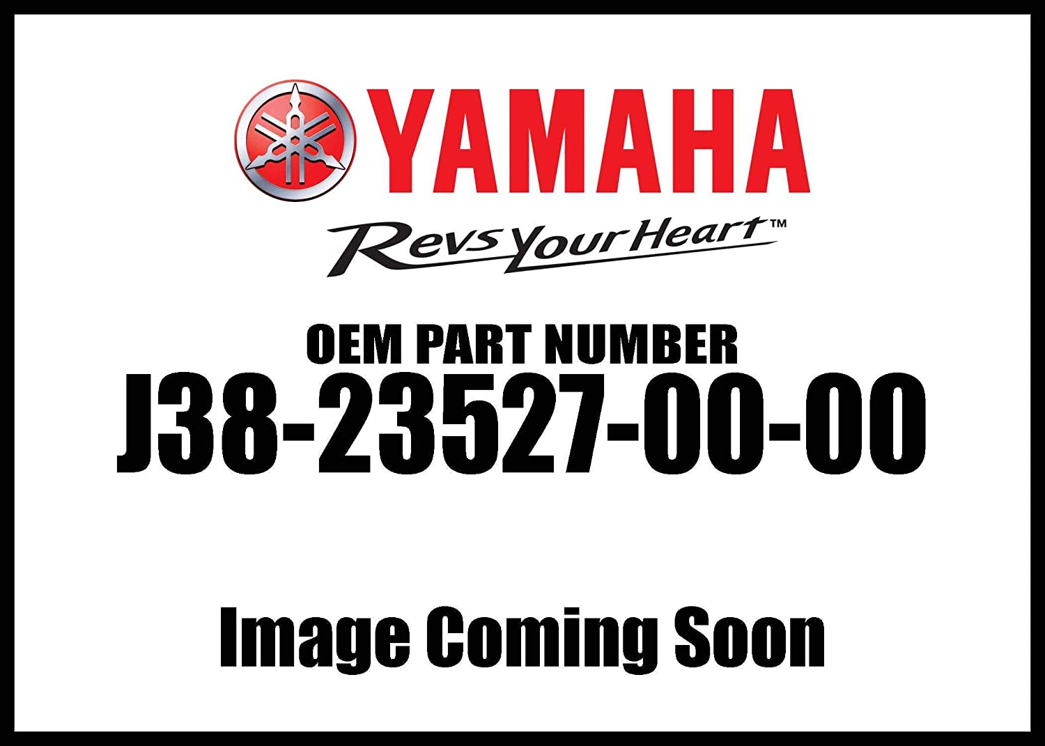 Yamaha J38-23527-00-00 SEAL, DUST 1; J38235270000