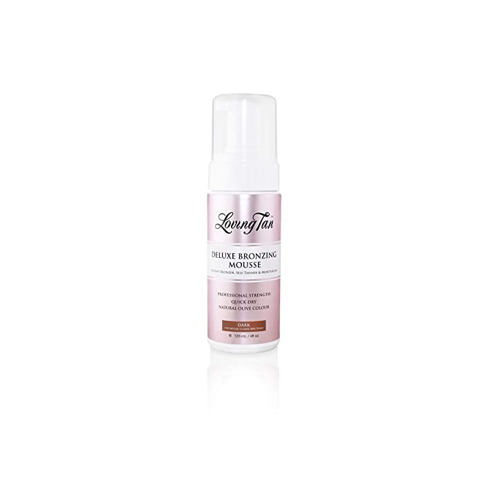 Loving Tan Deluxe Bronzing Mousse - Dark