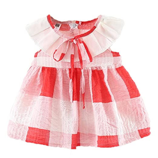 028cd1a6cf Amazon.com  Sagton® Baby Dresses