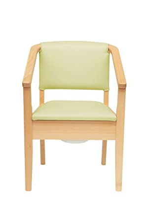 Mawcare Commode Chair 18 X 18 Inches Height X Width In Manhattan