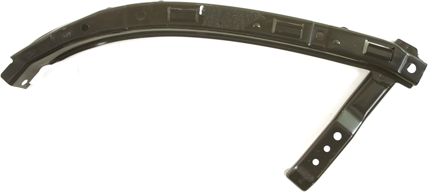 Genuine Acura Parts 71190-S6M-010 Driver Side Front Bumper Cover Reinforcement