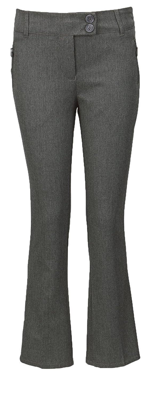 topclass Girls Woven Quality School Trousers