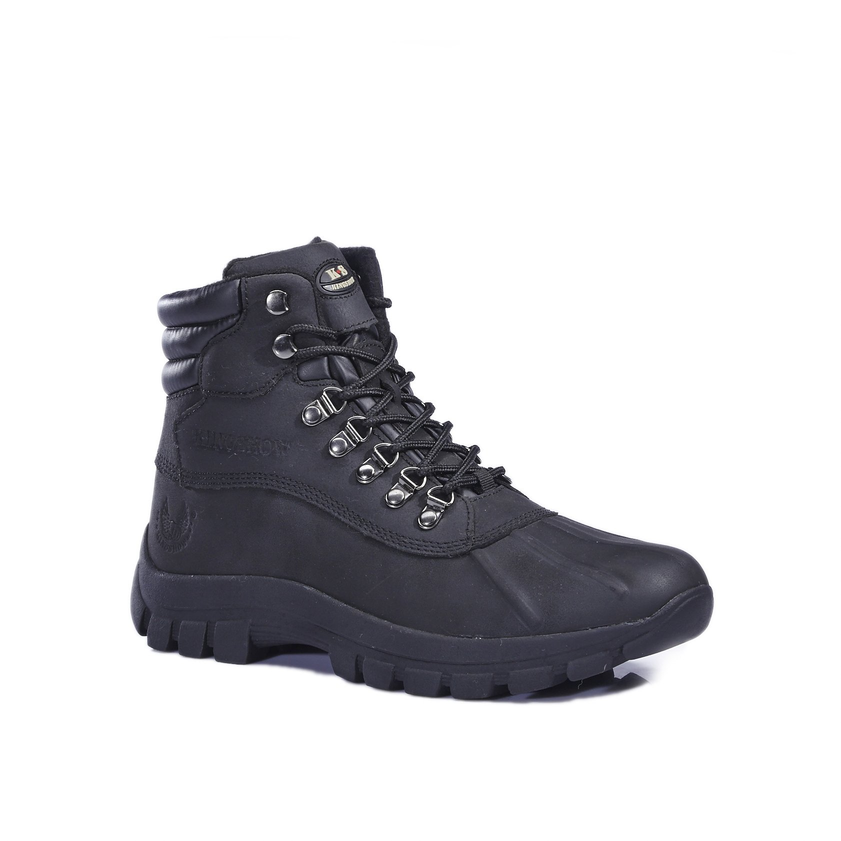 Black Waterproof Boots: Amazon.com