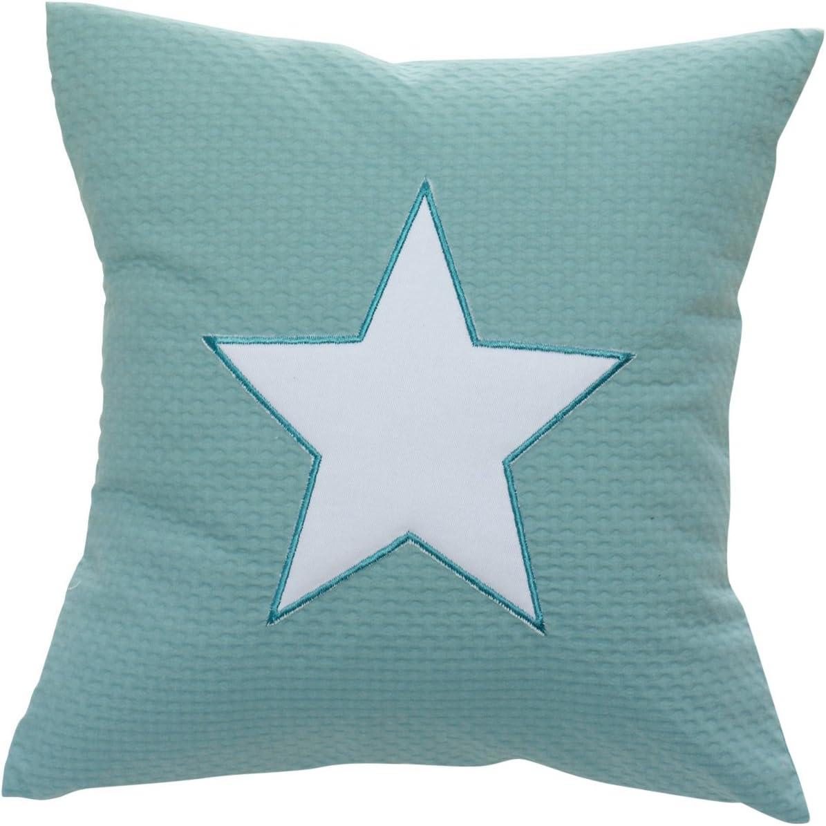 Juego de 3 Cojines Infantiles Alondra Decorativos Estrella