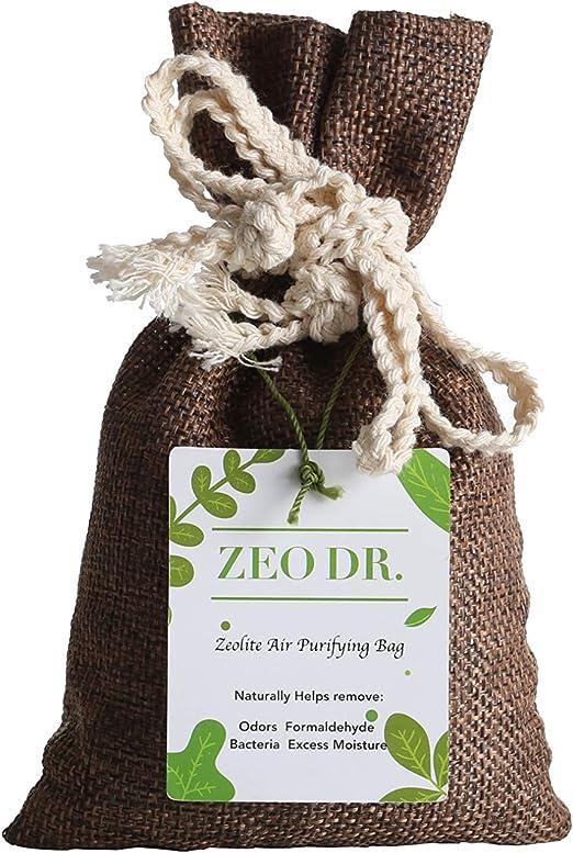 ZEO DR. Bolsas purificadoras de Aire - purificador de Aire Natural ...