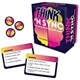 Gamewright Think 'N Sync - The Great Minds Think Alike Game Card Game
