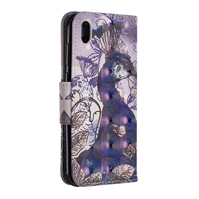 Amazon.com: NEXCURIO Huawei Y5 2019 Wallet Case with Card ...