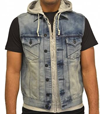 Ring Of Fire Long Beach Hooded Vest Big Rock Xxl At Amazon