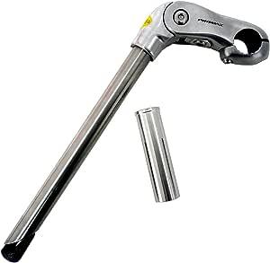Promax réglable Quill stem-Comprend Adaptateur pour 25.4 mm