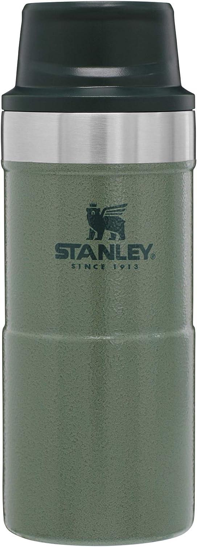 Stanley Trigger-action - Taza de viaje, diseño de café