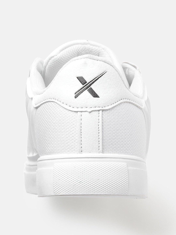 Hrithik Roshan Men White Sneakers