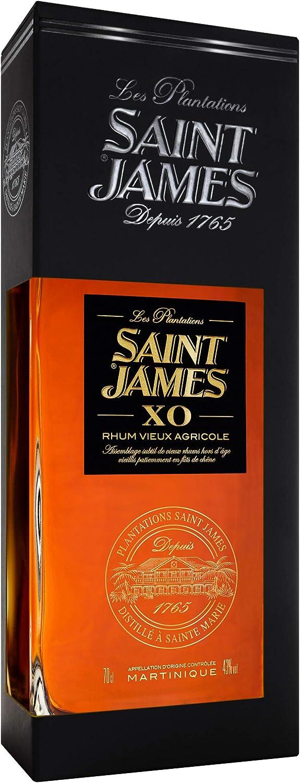 Rhum Vieux Agricole XO Saint James