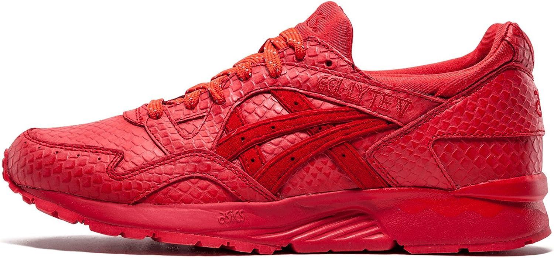 Amazon.com | ASICS Mens Gel-Lyte 5 Red Mamba H51Ek 2727 Size - 9 ...