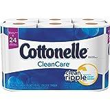 Cottonelle Professional Ultrasoft Bulk Toilet Paper for Business (12456), Standard Toilet Paper Rolls, 48 Rolls / Case…