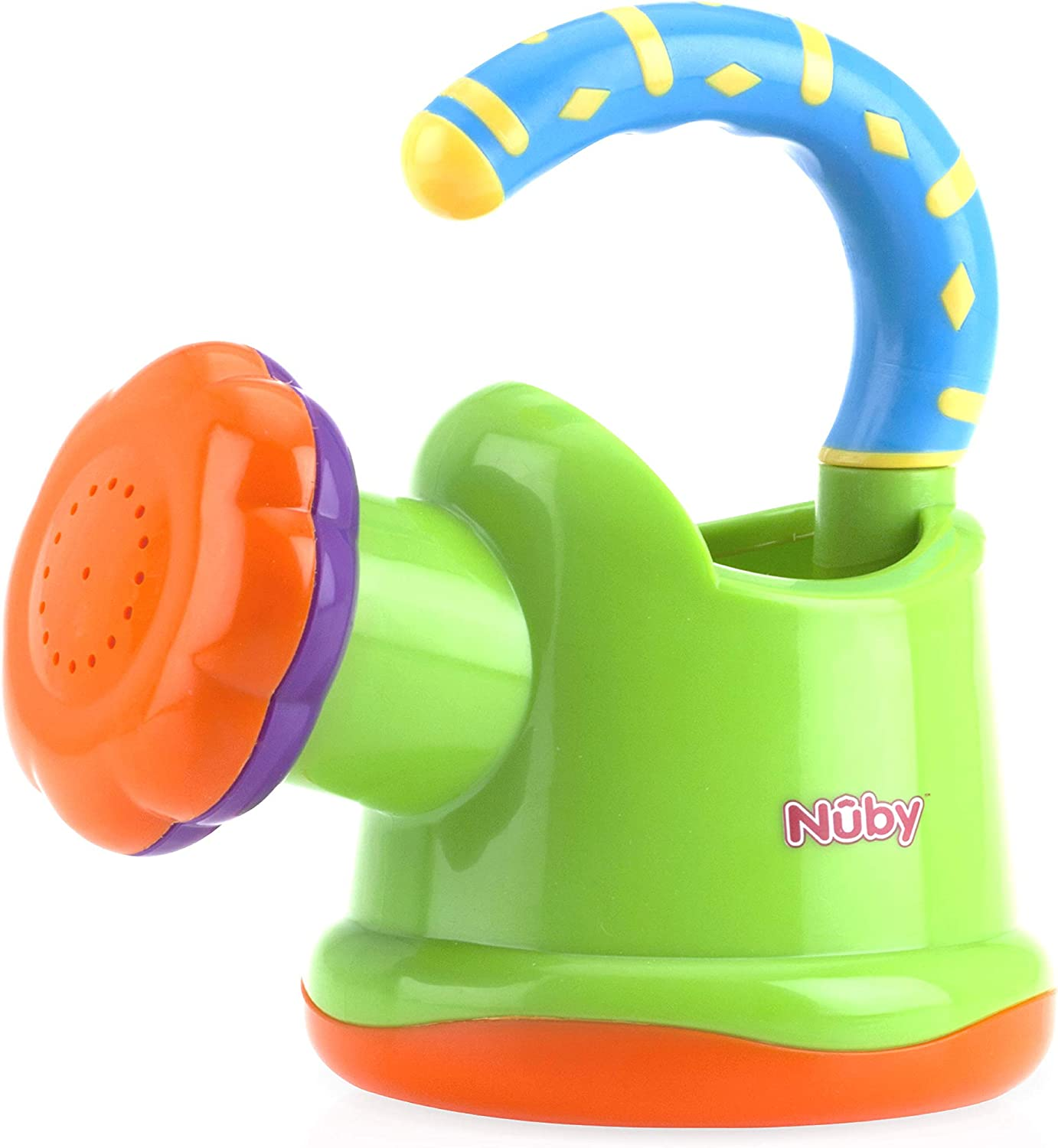 NEW Fun Watering Can Bath Toy Nuby S Fun Watering Can Makes Bath Tim BEST SELLER